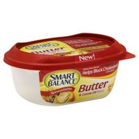 Smart Balance Spreadable Non-GMO Canola Oil Blend Butter