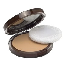 CoverGirl Clean Pressed Powder Normal Skin Soft Honey 155