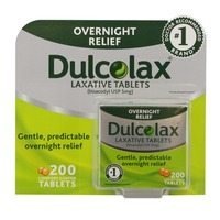Dulcolax Tablets Laxative