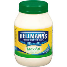 Hellmann's Low Fat Mayonnaise Dressing