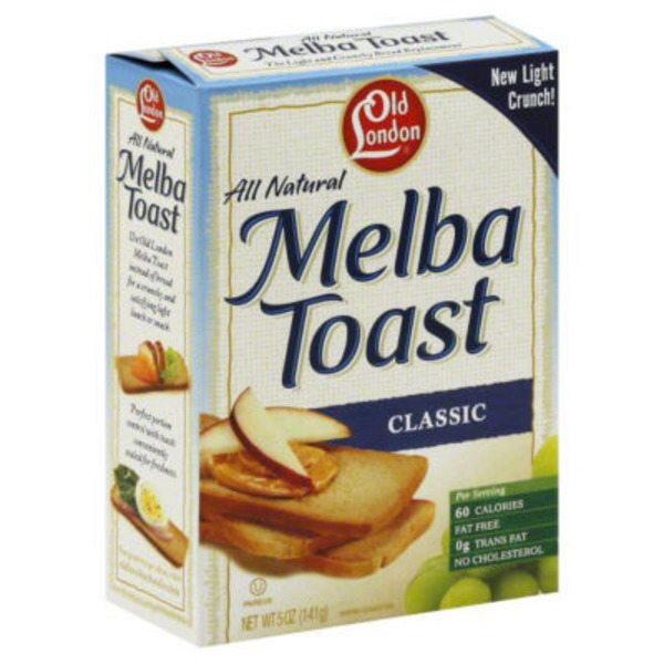 Old London Classic Melba Toast