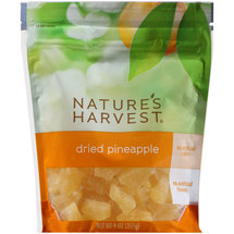 Nature's Harvest Dried Pineapple