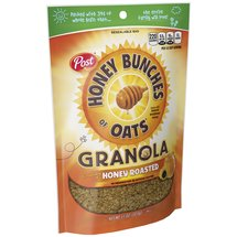 Post Honey Bunches of Oats Crunchy Honey Roasted Granola
