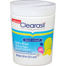 Clearasil Daily Clear Hydra-Blast Pads