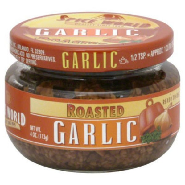 Spice World Roasted Garlic