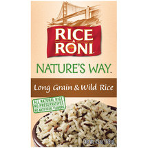 Rice-A-Roni Long Grain & Wild Rice Rice Mix