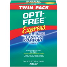 Alcon Opti-Free Express Contact Lens Care Cleaning & Disinfecting Solution