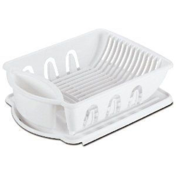 Sterilite Large Sink Set White - 2 CT