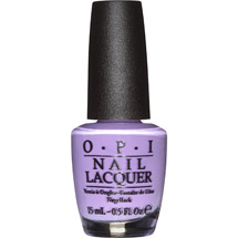OPI Nail Lacquer NL B29 Do You Lilac It?