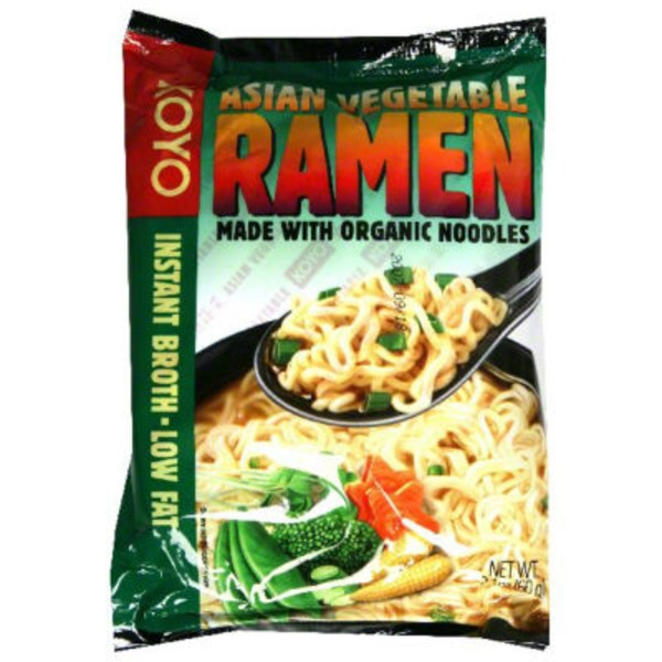Koyo Ramen Noodles Asian Vegetable