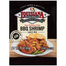 Louisiana Fish Fry Products New Orleans Style BBQ Shrimp Sauce Mix