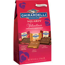 Ghirardelli Chocolate Squares Valentine's Chocolate Assortment