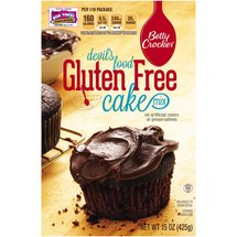 Betty Crocker Devil's Food Gluten Free Cake Mix
