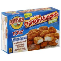 Earth's Best Kidz Baked Chicken Nuggets
