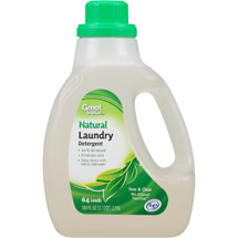 Great Value Natural Liquid Laundry Detergent