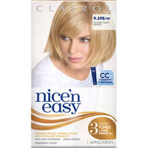 Clairol Nice'n Easy Natural Palest Blonde 99 Permanent Hair Color