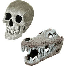 Aqua Culture Extra Large Skull Aquarium Ornament