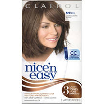 Clairol Nice 'n Easy Permanent Color #115 Lightest Brown