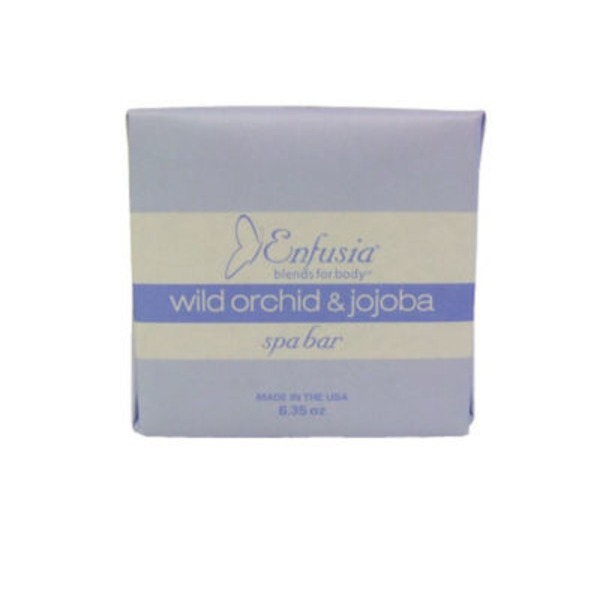 Enfusia Wild Orchid & Jojoba Spa Soap Bar