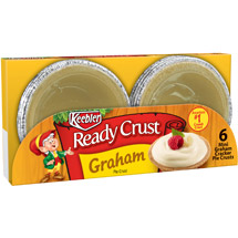 Keebler Ready Crust Graham Pie Crust