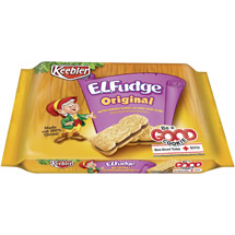 Keebler E.L. Fudge Original Butter Sandwich With Fudge Creme Filling Cookies