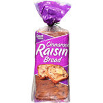 Great Value Cinnamon Raisin Bread
