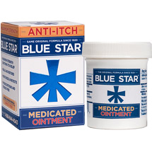 Blue Star Anti Itch Ointment
