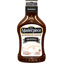 KC Masterpiece Original Barbeque Sauce