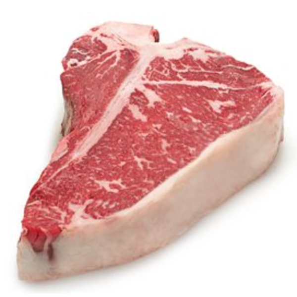 Fresh Choice Beef T Bone Steak Bone In