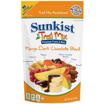 Sunkist Mango Dark Chocolate Blend Trail Mix
