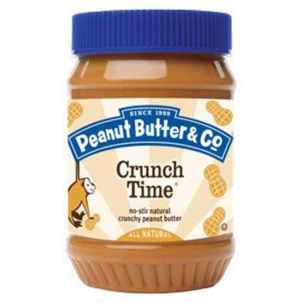 Peanut Butter & Co. All Natural Peanut Butter & Co. Crunch Time
