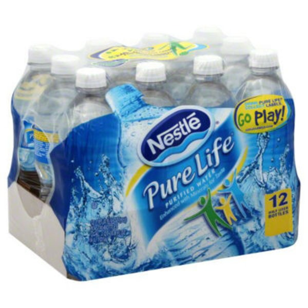 H-E-B Nestlé Pure Life Purified Water Delivery Online in