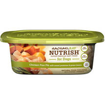 Rachael Ray Nutrish Natural Wet Dog Food Chicken Paw Pie