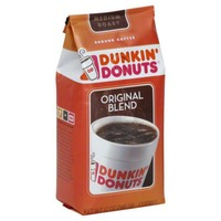 Dunkin' Donuts Medium Roast Original Blend Ground Coffee