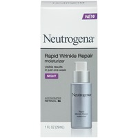 Neutrogena® Night Rapid Wrinkle Repair Moisturizer