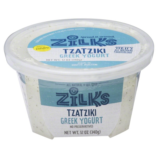 Zilks Tzatziki Greek Yogurt