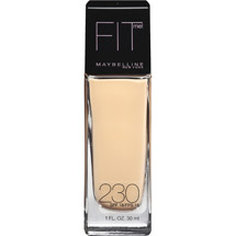 Maybelline New York Fit Me Foundation Natural Buff 230
