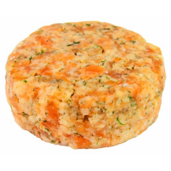 Central Market Citrus Dill Salmon Patty