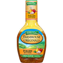 Hidden Valley Farmhouse Originals Italian With Herbs Dressing
