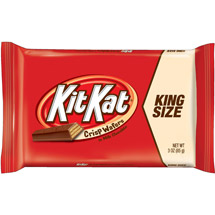 Kit Kat King Size Milk Chocolate Wafer Candy Bar