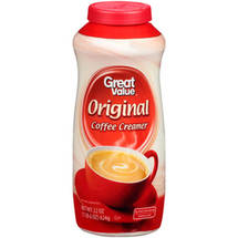 Great Value Coffee Creamer