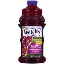 Welch's 100% Red Grape Juice