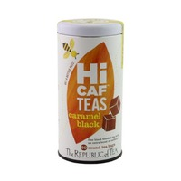 The Republic of Tea Hi Caf Teas Caramel Black Tea