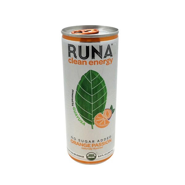 Runa Orange Passion Energy Drink