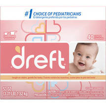 Dreft Laundry Detergent