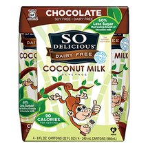 So Delicious Chocolate Coconut Milk