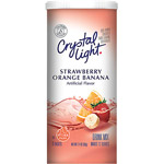 Crystal Light Sugar Free Strawberry-Orange-Banana Drink Mix