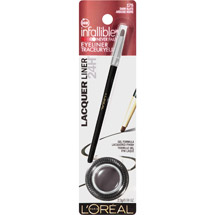 L'Oreal Paris Infallible Lacquer Liner 24H Eyeliner Slate