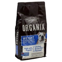 Castor & Pollux Organic Chicken, Brown Rice, and Flaxseed Weight Management Adult Dry Dog Food