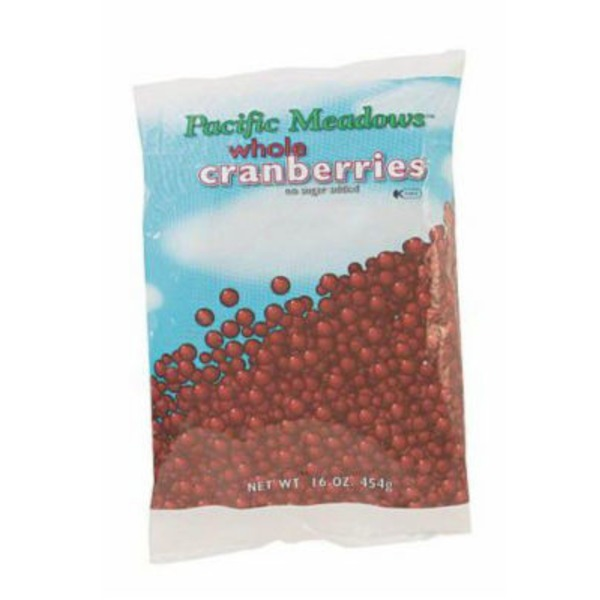 Pure Nature Frozen Whole Cranberries
